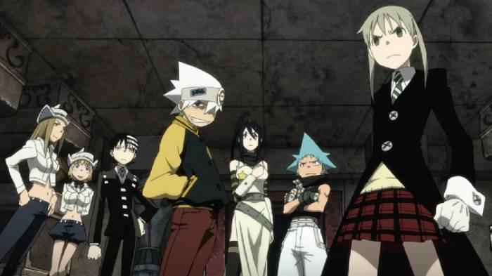 Anime Like One Piece, Maka Albarn, Black Star, Soul Eater Evans