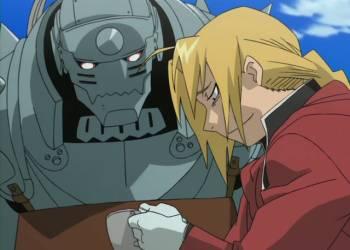 Anime Like One Piece, Fullmetal Alchemist, Alphonse Elric, Edward Elric