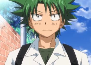 Anime Like One Piece, The Law of Ueki, Kousuke Ueki
