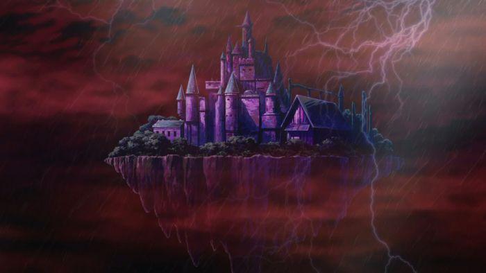 Blood lad anime castle