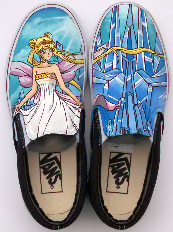 38aabba41b8c 20 Anime Shoes  Awesome Unique Shoes Inspired by Anime - MyAnimeList.net
