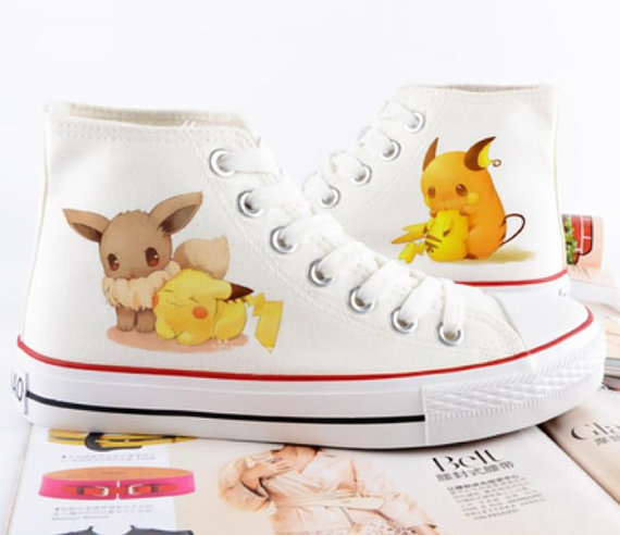 Pokemon Shoes