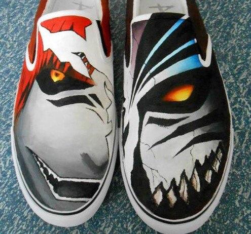 Bleach shoes