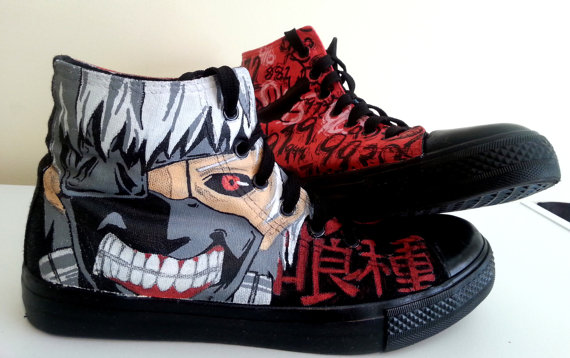 Tokyo Ghoul Shoes