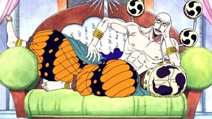 Kamidere - Enel (One Piece)
