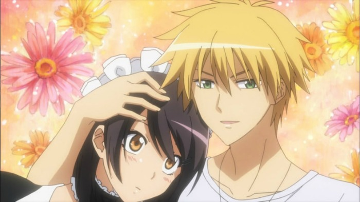 Kaicho wa Maid Sama romantic comedy anime