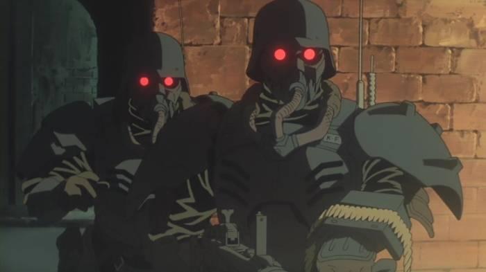 Mature Anime, Kazuki Fuse, Jin-Roh: The Wolf Brigade