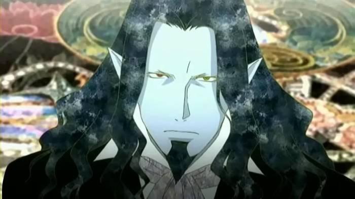 Mature Anime, The Count of Monte Cristo, Gankutsuou