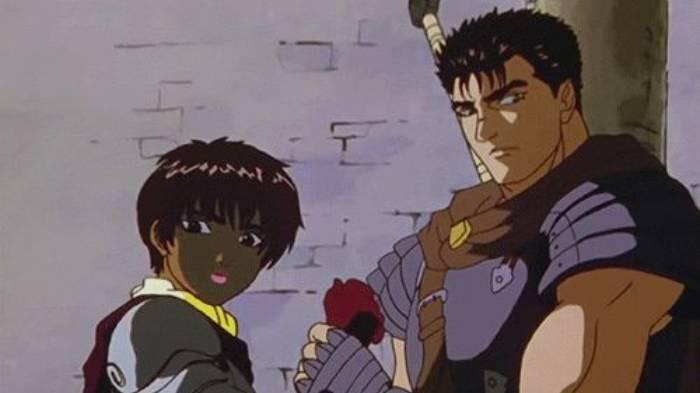 Mature Anime, Casca, Guts, Berserk