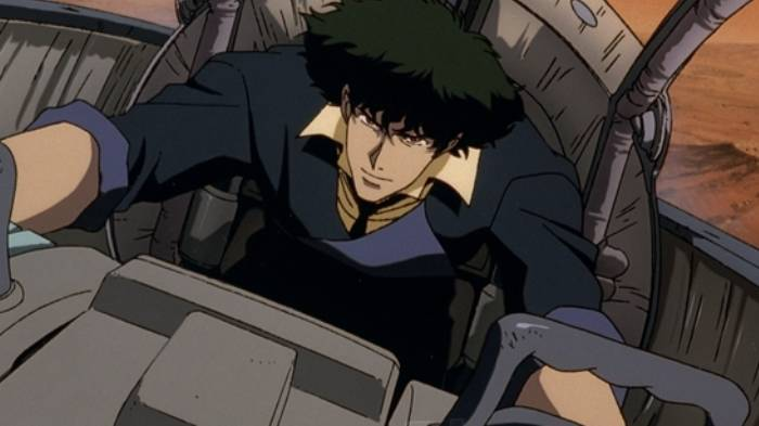 Mature Anime, Spike Spiegel, Cowboy Bebop: Tengoku no Tobira