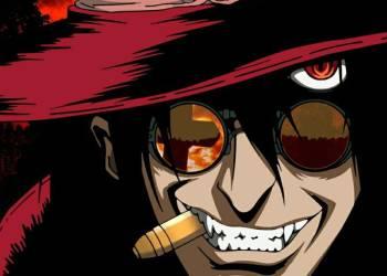 Mature Anime, Alucard, Hellsing