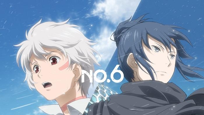 No 6 Shion Nozumi