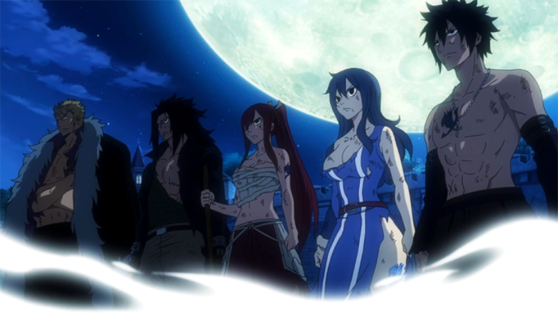 Strongest Fairy Tail Characters, Gray Fullbuster, Juvia, Erza Scarlet, Fairy Tail