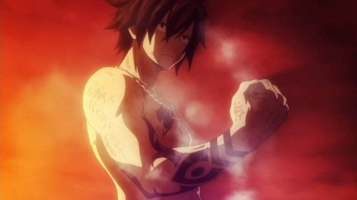 Strongest Fairy Tail Characters, Gray Fullbuster, Fairy Tail