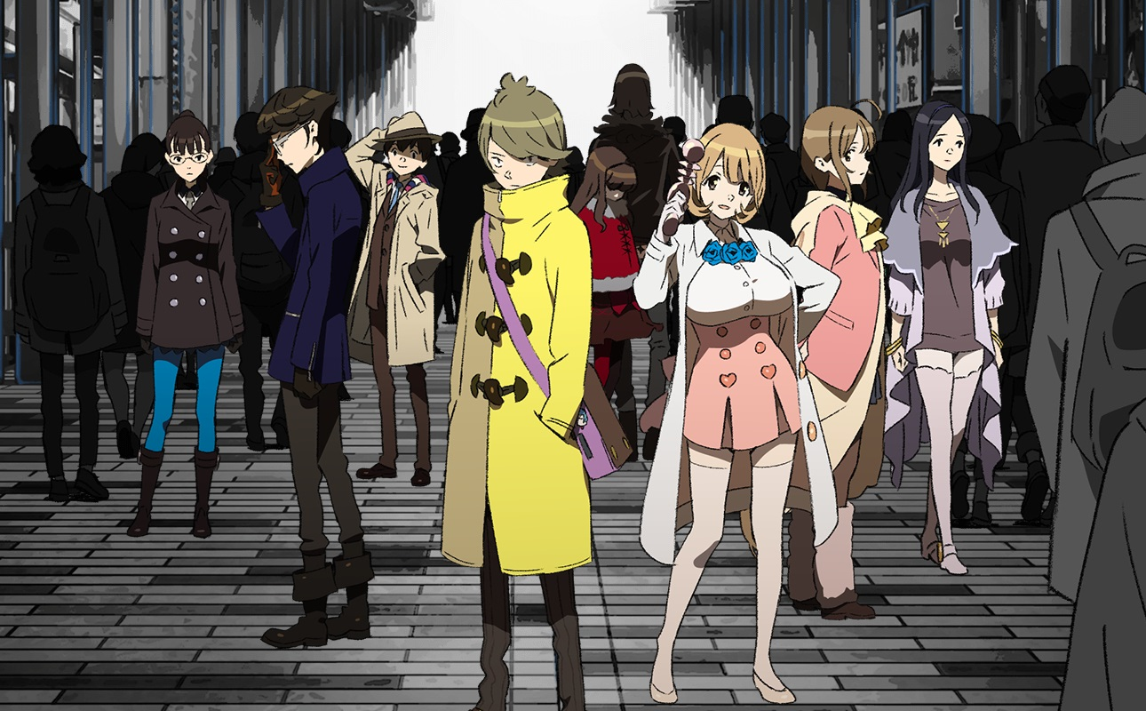 Occultic Nine preview image