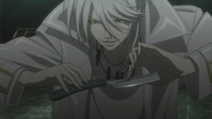 Shougo Makishima Psycho-pass