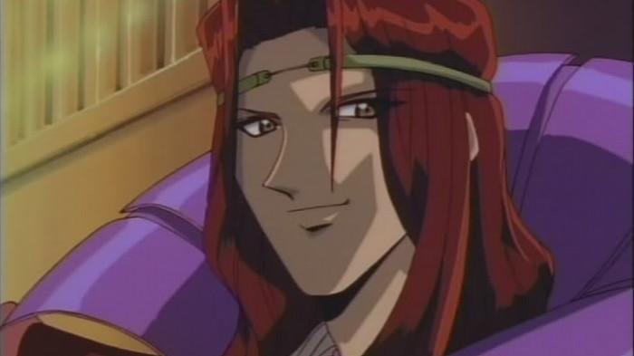Shougo Amakusa Rouroni Kenshin