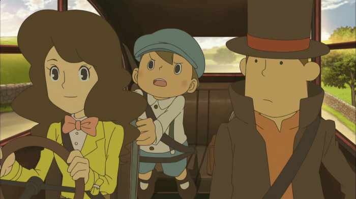 Professor Layton and the Eternal