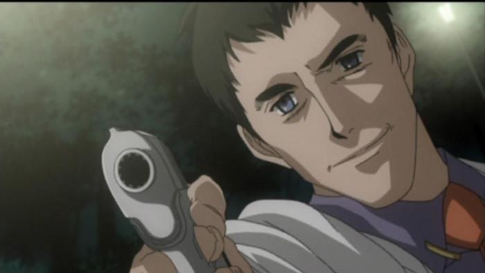 Gungrave anime