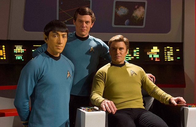 Vic Mignogna Interview Chuck Huber Todd Haberkorn Star Trek Continues