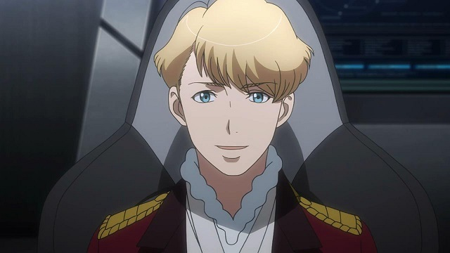 Vic Mignogna Interview Klancain Aldnoah.Zero 2nd Season