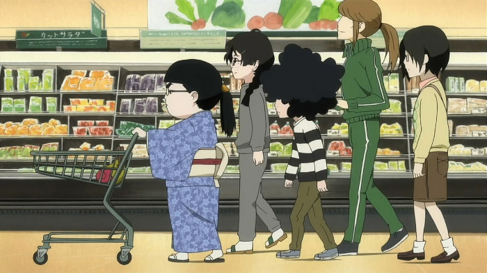 Princess Jellyfish shopping