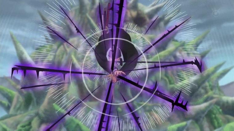 Zoro's Ultimate Santoryu Haki Attack