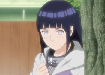 Hinata Hyuuga, Naruto