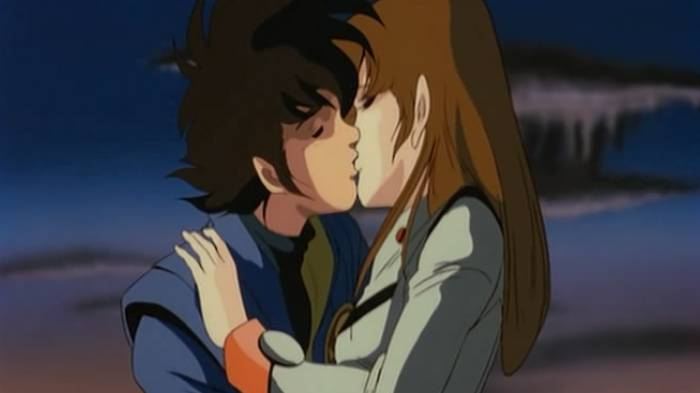 Action Romance Anime, Rick Hunter, Hikaru Ichijou, Lisa Hayes, Misa Hayase, Macross: Do You Remember Love?