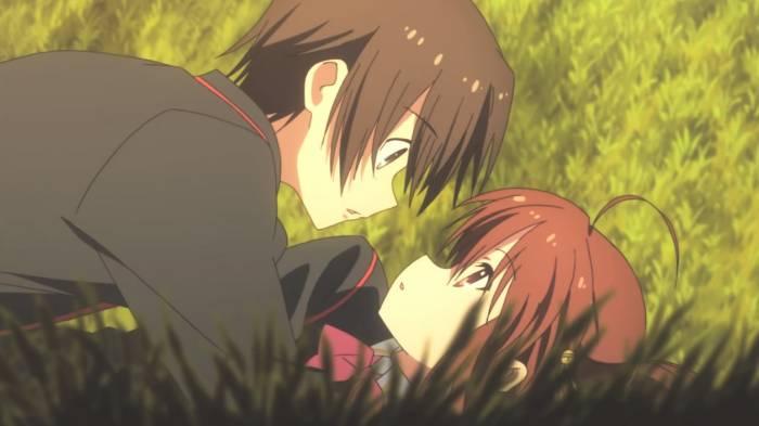 Action Romance Anime, Rin Natsume, Riki Naoe, Little Busters!: Refrain