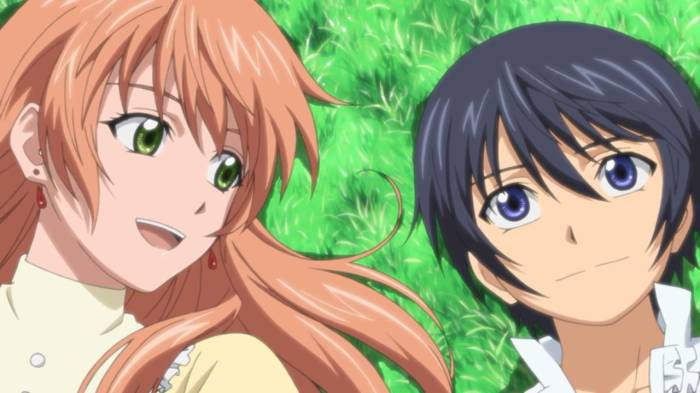 Action Romance Anime, Nike Remercier, Livius Orvinus Ifrikia, Soredemo Sekai wa Utsukushii, The World is Still Beautiful
