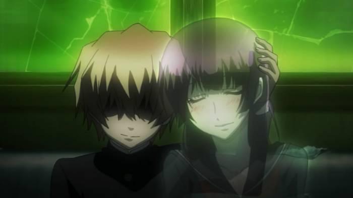 Action Romance Anime, Teiichi Niiya, Yuuko Kanoe, Tasogare Otome x Amnesia, Dusk Maiden of Amnesia