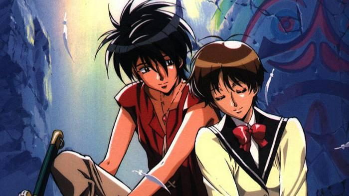 Action Romance Anime, Van Fanel, Hitomi Kanzaki, The Vision of Escaflowne