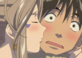 Action Romance Anime, Belldandy, Keiichi Morisato, Ah! My Goddess: The Movie