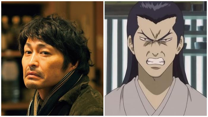 Ken Yasuda, Tetsuya Murata, Gintama