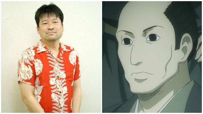 Jiro Sato, Takechi Henpeita, Gintama
