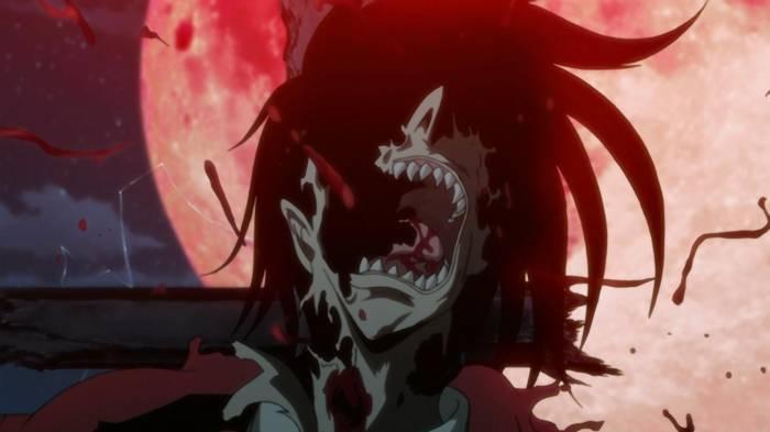 anime per adulti - hellsing ultimate