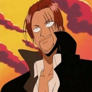 Shanks face