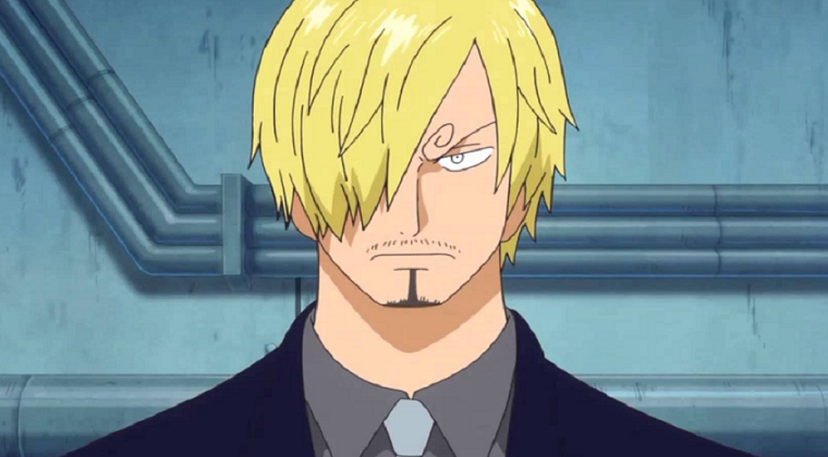 Sanji Serious Headshot in Punk Hazard