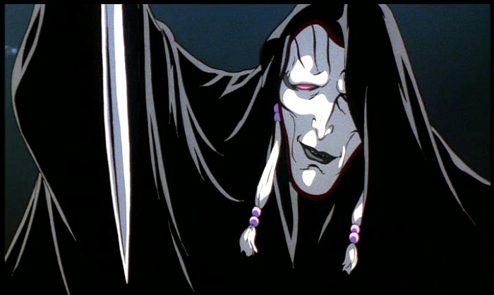 Benge, Mutant from the village of the Barbarois, in the anime film Vampire Hunter D