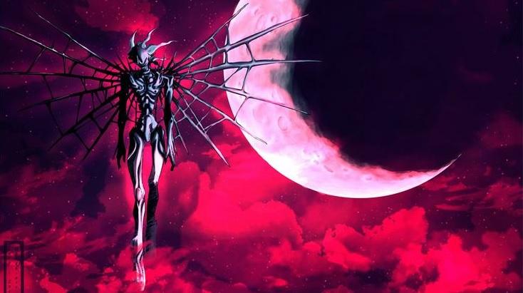 Eshi is a frightening level-three Akuma in D.Gray-man