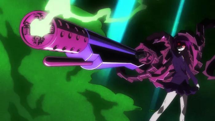 Nobunagun giant gun