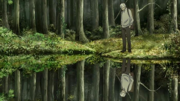 Mushishi forest screenshot