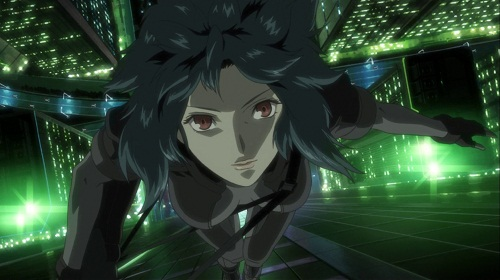 Top 10 Coolest Anime Characters of All Time - Kusanagi Mokoto - Ghost in the Shell