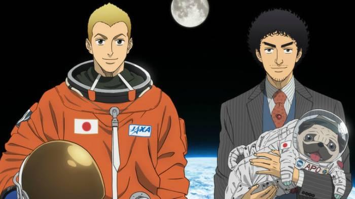 Mutta Nanba, Hibito Nanba, Apo, Space Brothers, Uchuu Kyoudai