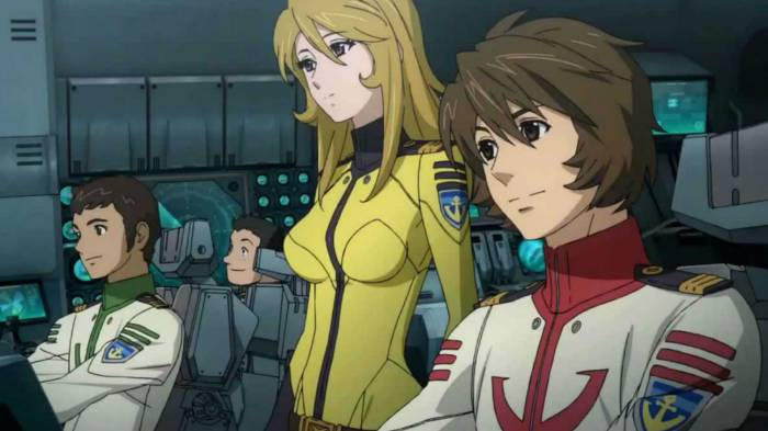 Top 16 Best Space Anime of All Time [Updated] - MyAnimeList net