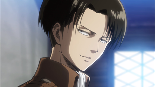 Top 10 Coolest Anime Characters of All Time - Levi - Shingeki no Kyojin (Attack on Titan)