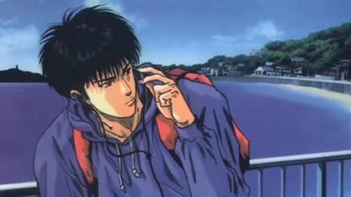 Top 10 Coolest Anime Characters of All Time - Kaede Rukawa - Slam Dunk