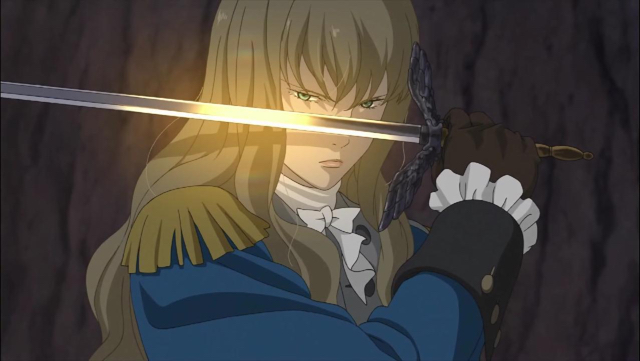 Le Chevalier D'Eon, Lia de Beaumont