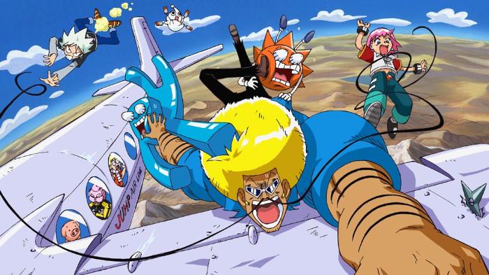 Bobobo-bo Bo-bobo screenshot